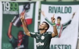 AFP Rony Palmeiras Bolívar Libertadores 2020