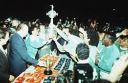 Atlético Nacional Libertadores 1989
