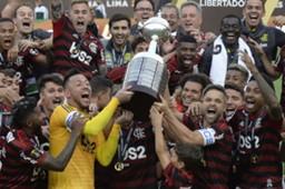 AFP Flamengo campeão Libertadores