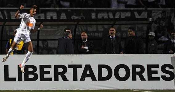 Neymar - Libertadores 2011