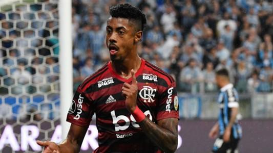 Bruno Henrique Libertadores Flamengo