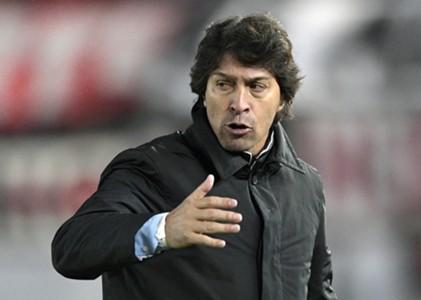 AFP Daniel Garnero Olimpia Independiente