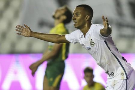Santos Defensa y Justicia Libertadores 2020