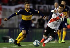 AFP Boca Juniors River Plate