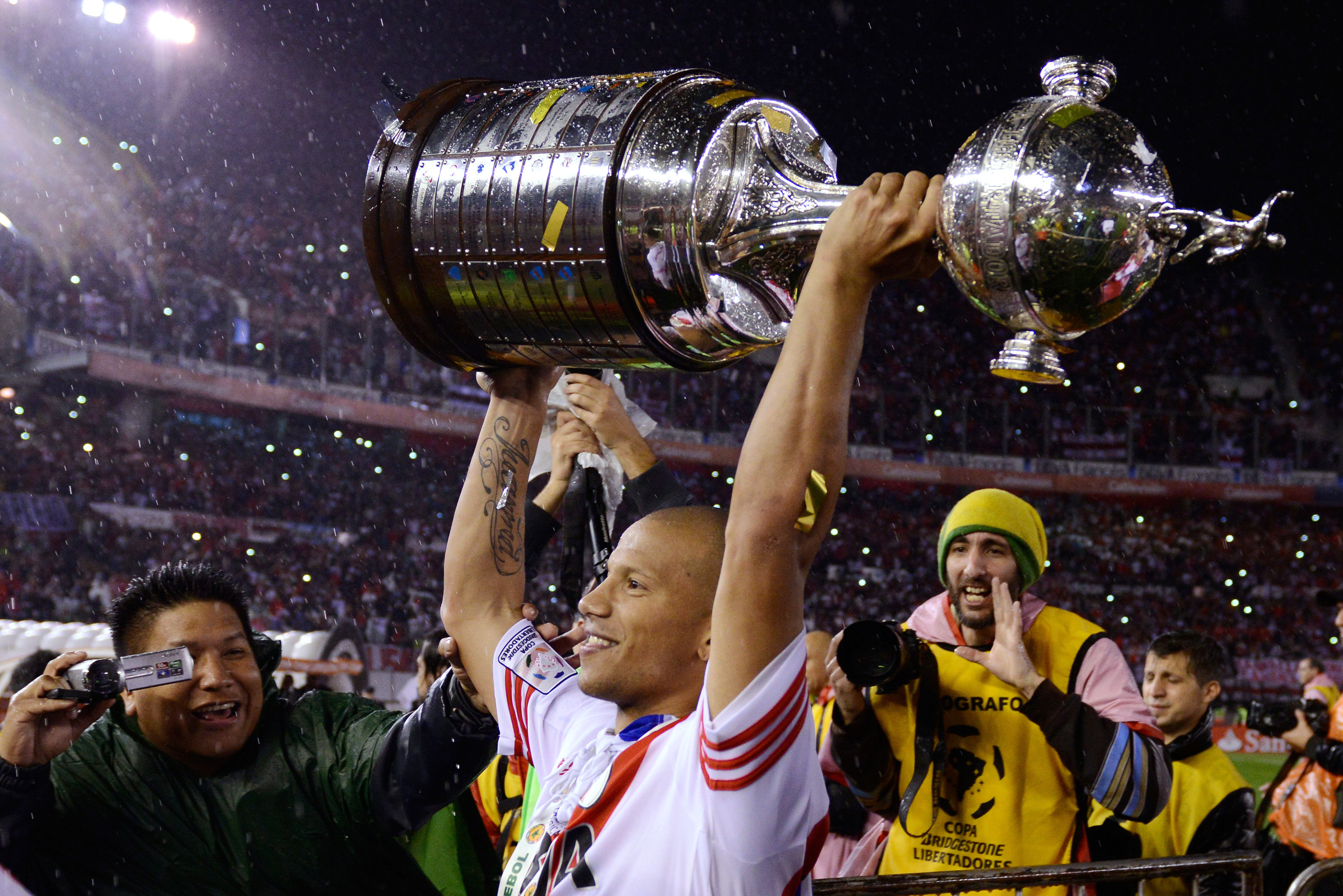 River Plate campeón Libertadores 2015
