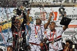 Rogerio Ceni Sudamericana 2012