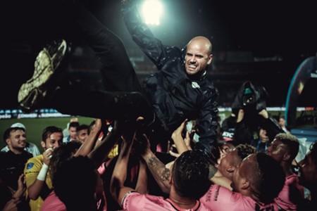 Del Valle campeão - Sul-Americana