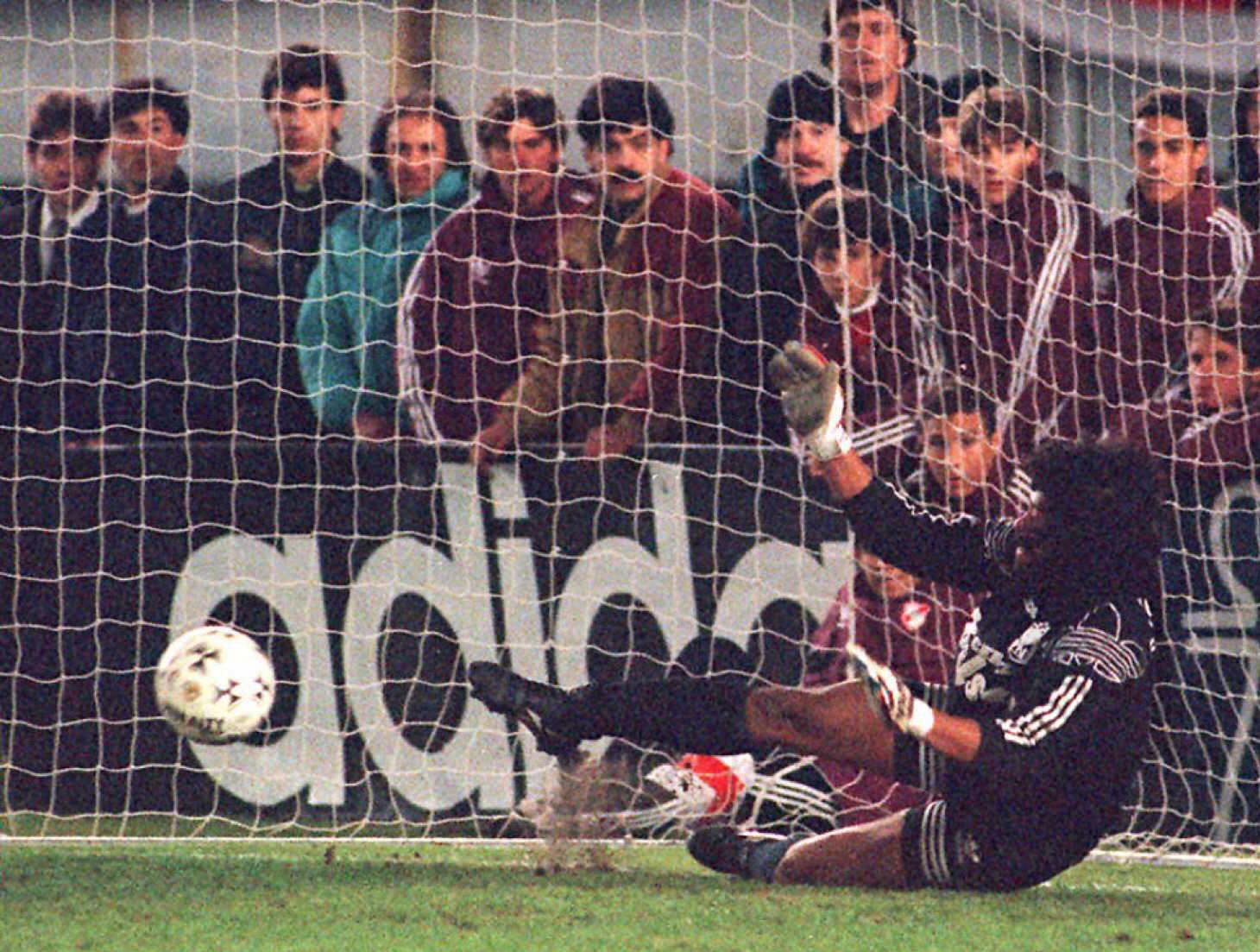 René Higuita Libertadores 1995