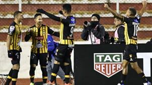 The Strongest Libertad Copa Libertadores 2019
