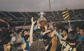 Peñarol Libertadores 1987