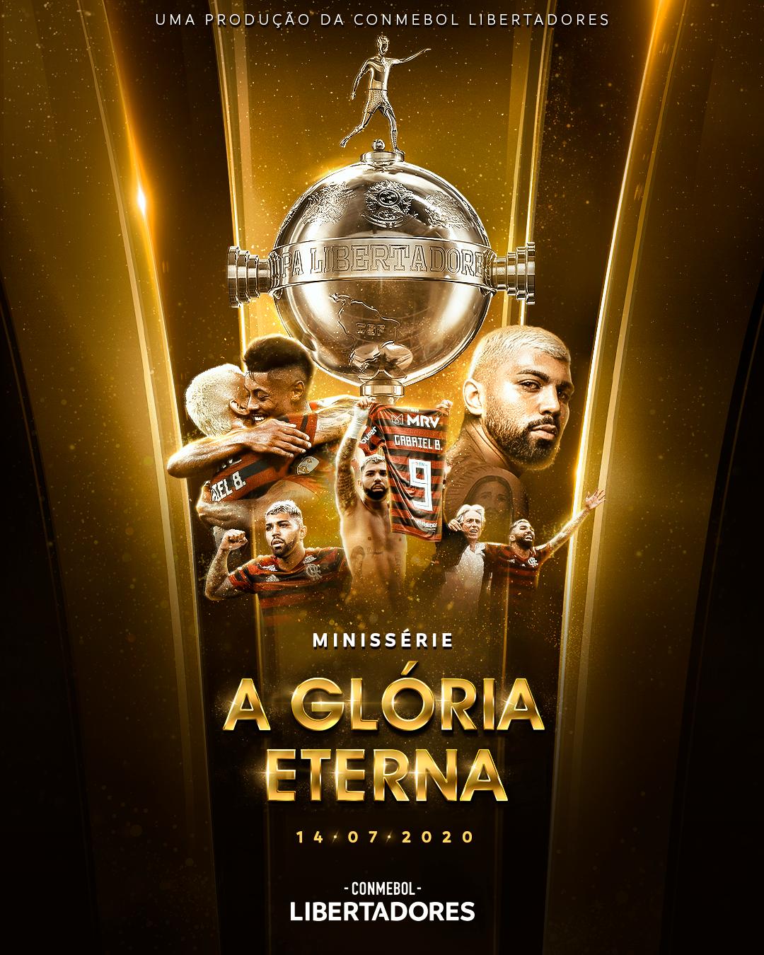 Glória Eterna poster