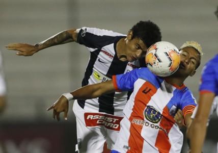 Alianza Lima - Estudiantes de Mérida Fecha 5