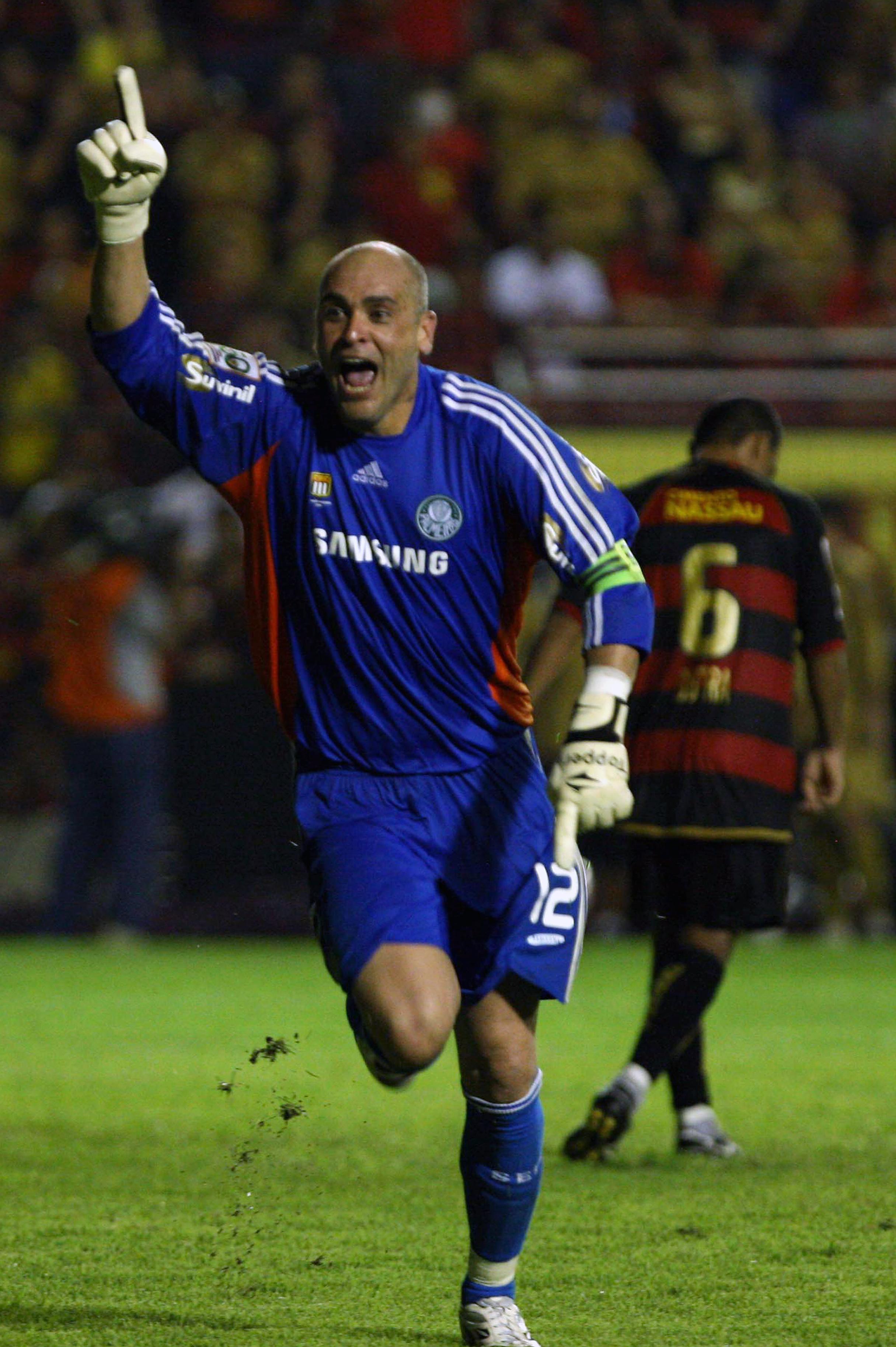 Marcos - Palmeiras - Libertadores 2009
