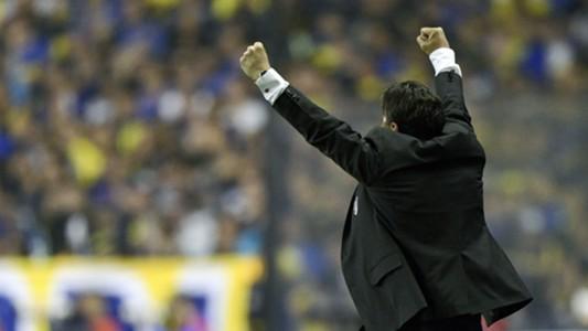 AFP Marcelo Gallardo Copa Libertadores