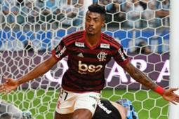 Bruno Henrique Flamengo Libertadores semifinal
