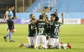 Palmeiras Octavos de Final ida