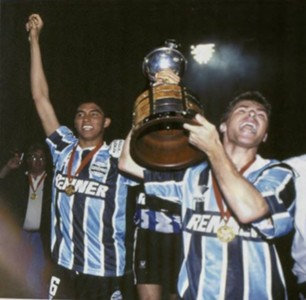 Gremio campeón 1995
