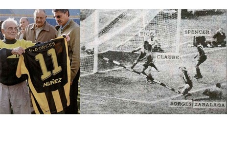 Carlos Borges - Peñarol 1960