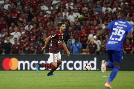 Pablo Marí pelo Flamengo