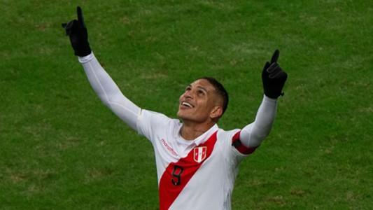 AFP Paolo Guerrero Copa América