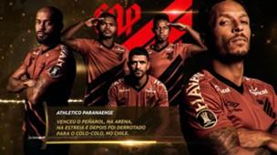 Athletico-PR - Libertadores