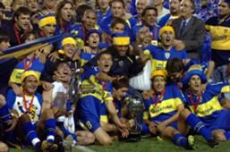 Boca campeón conmebol sudamericana