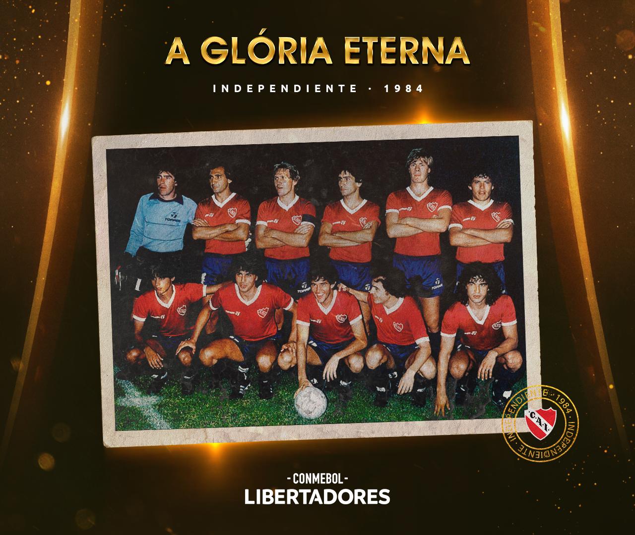 Independiente - Libertadores 1984