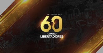 Libertadores 60 anos