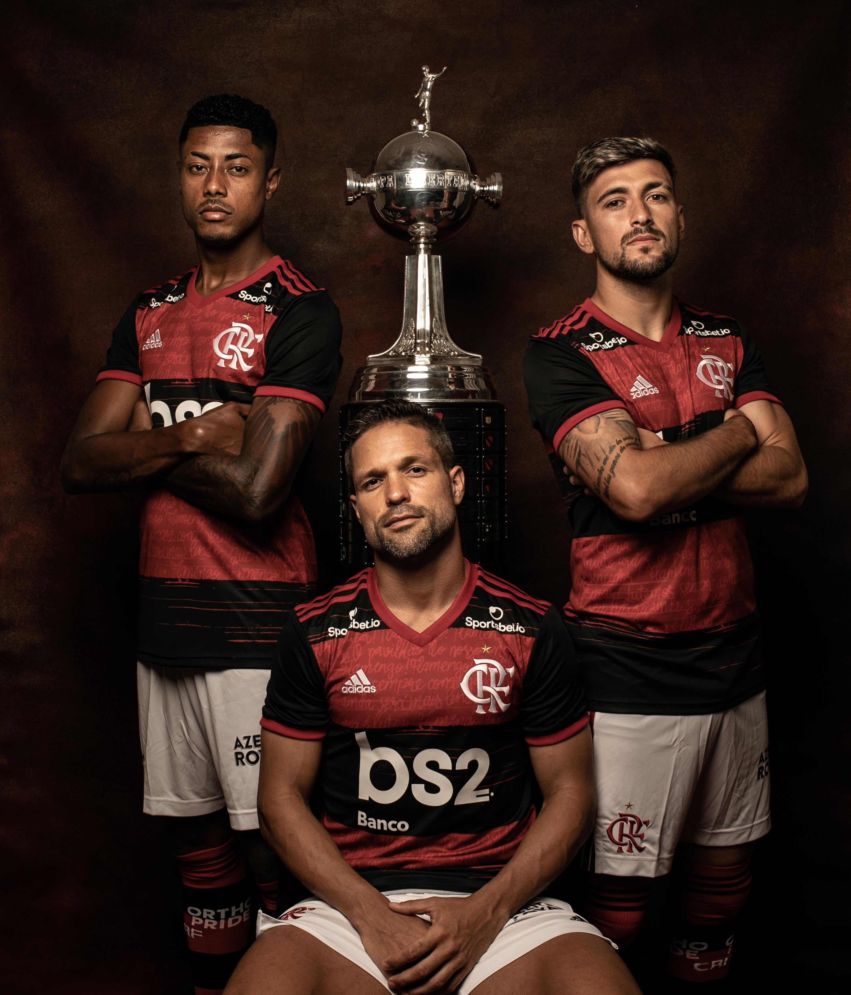 Flamengo especial Libertadores