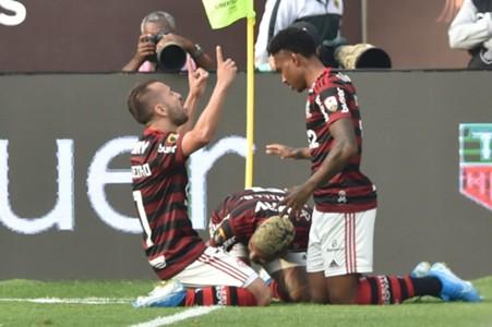 AFP Flamengo Final Libertadores 2019