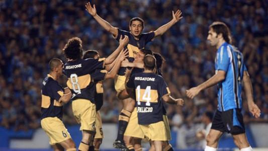 Juan Roman Riquelme Boca Juniors Copa CONMEBOL Libertadores 2007