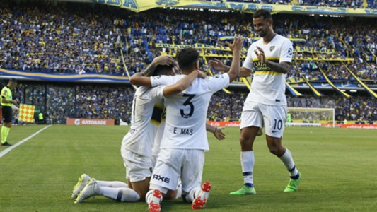 Boca Patronato Superliga