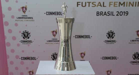 Troféu Taça Libertadores Futsal Feminino