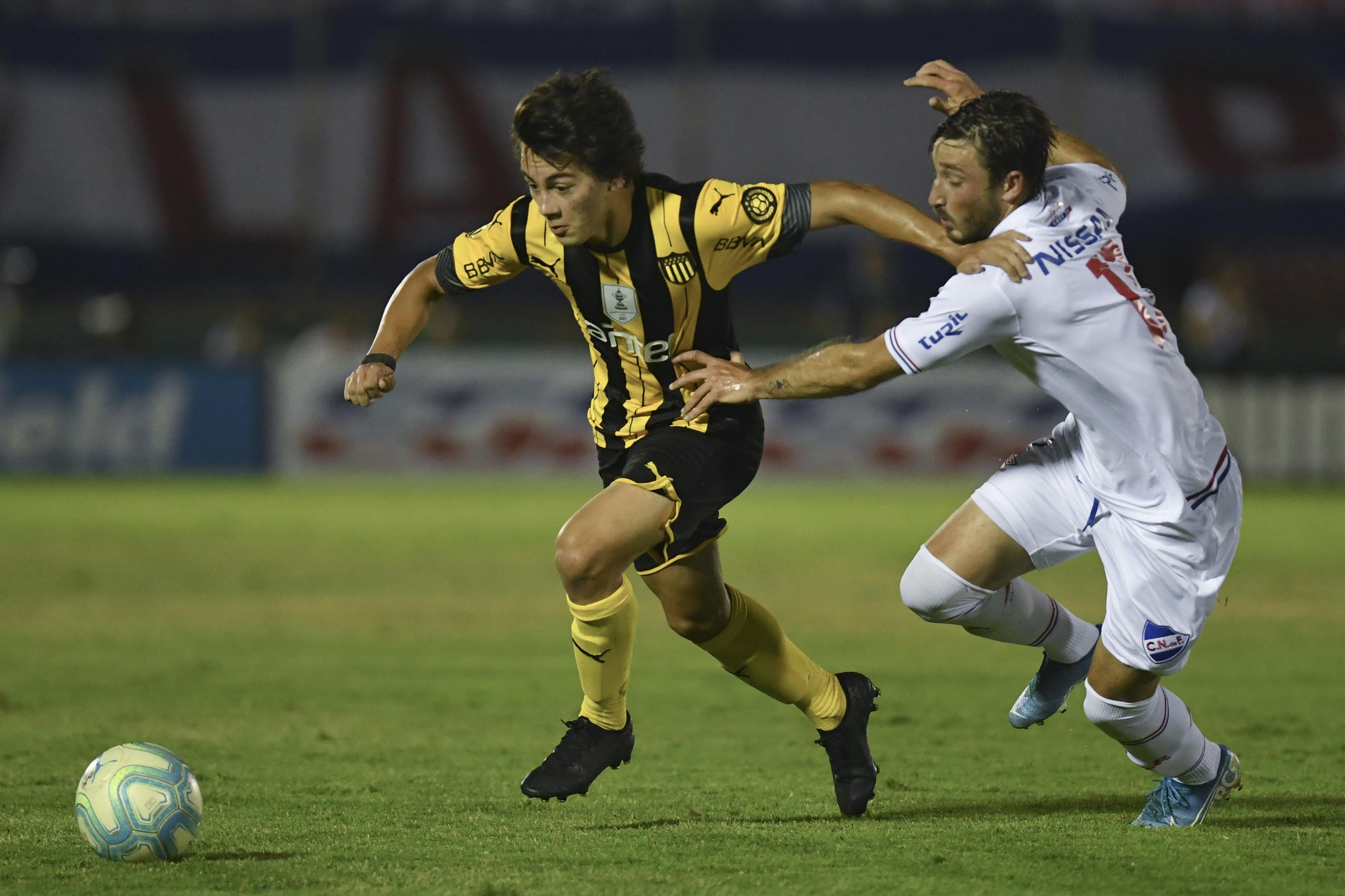 Pellistrini Peñarol