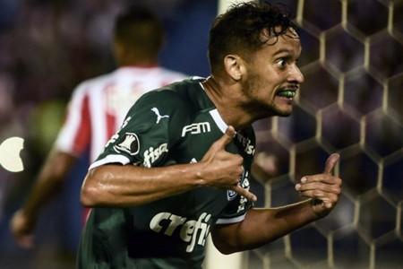 AFP Gustavo Scarpa Palmeiras