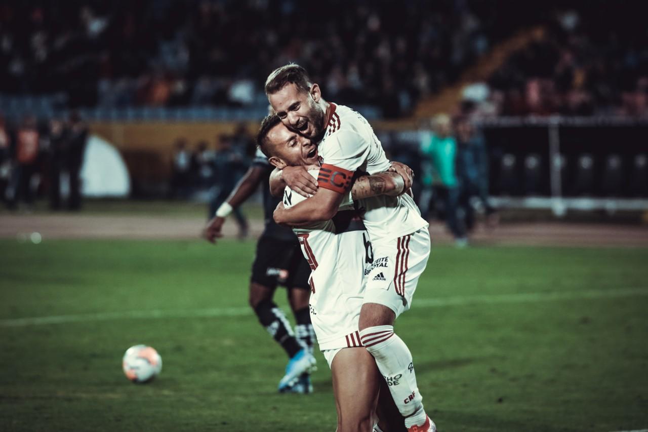 Recopa - Del Valle x Flamengo