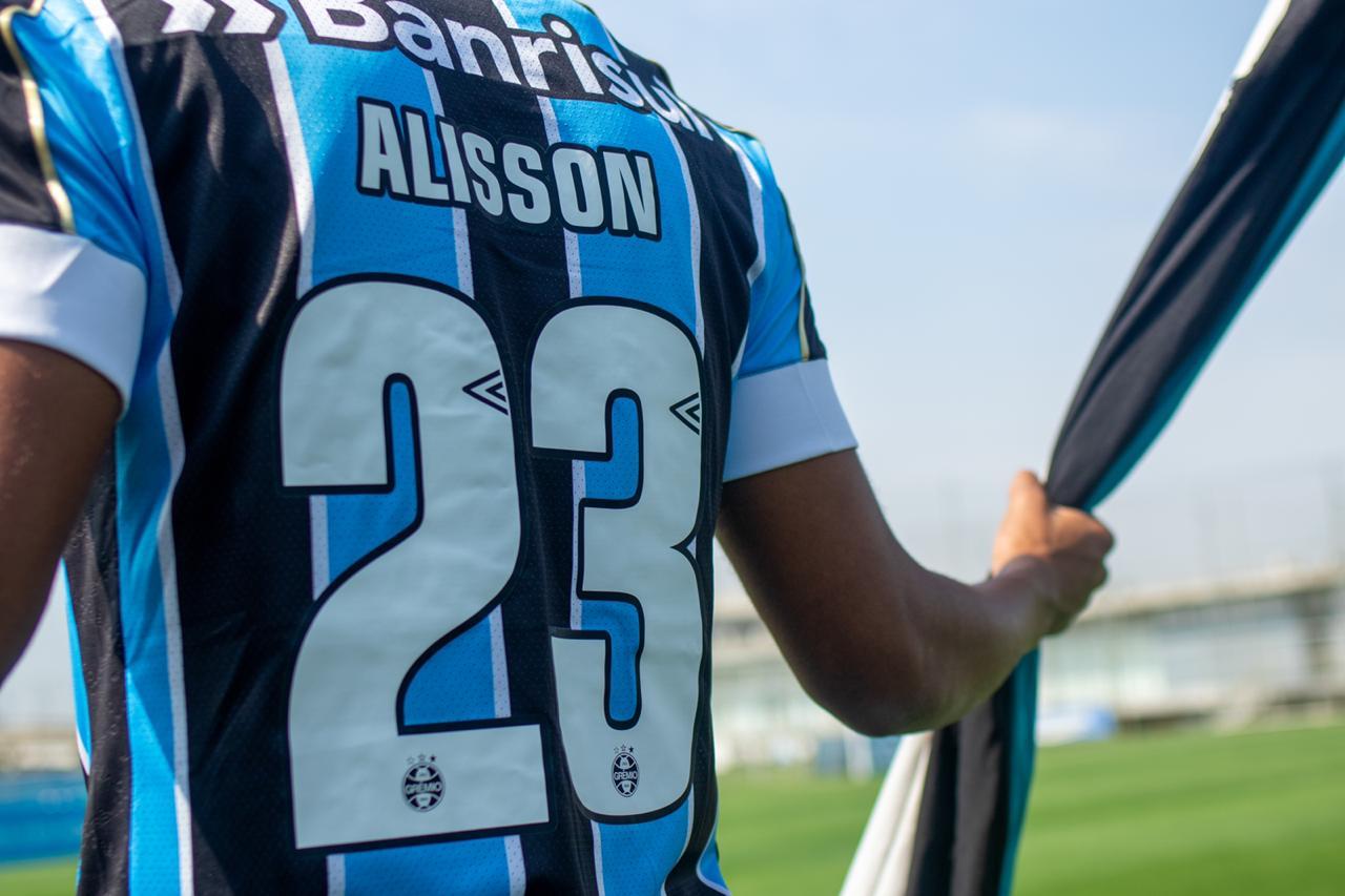 Ensaio especial Alisson