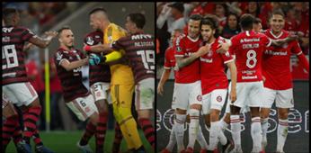 Flamengo x Internacional - Libertadores