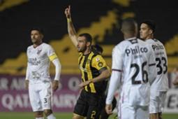 AFP Peñarol Athletico Paranaense Libertadores 2020