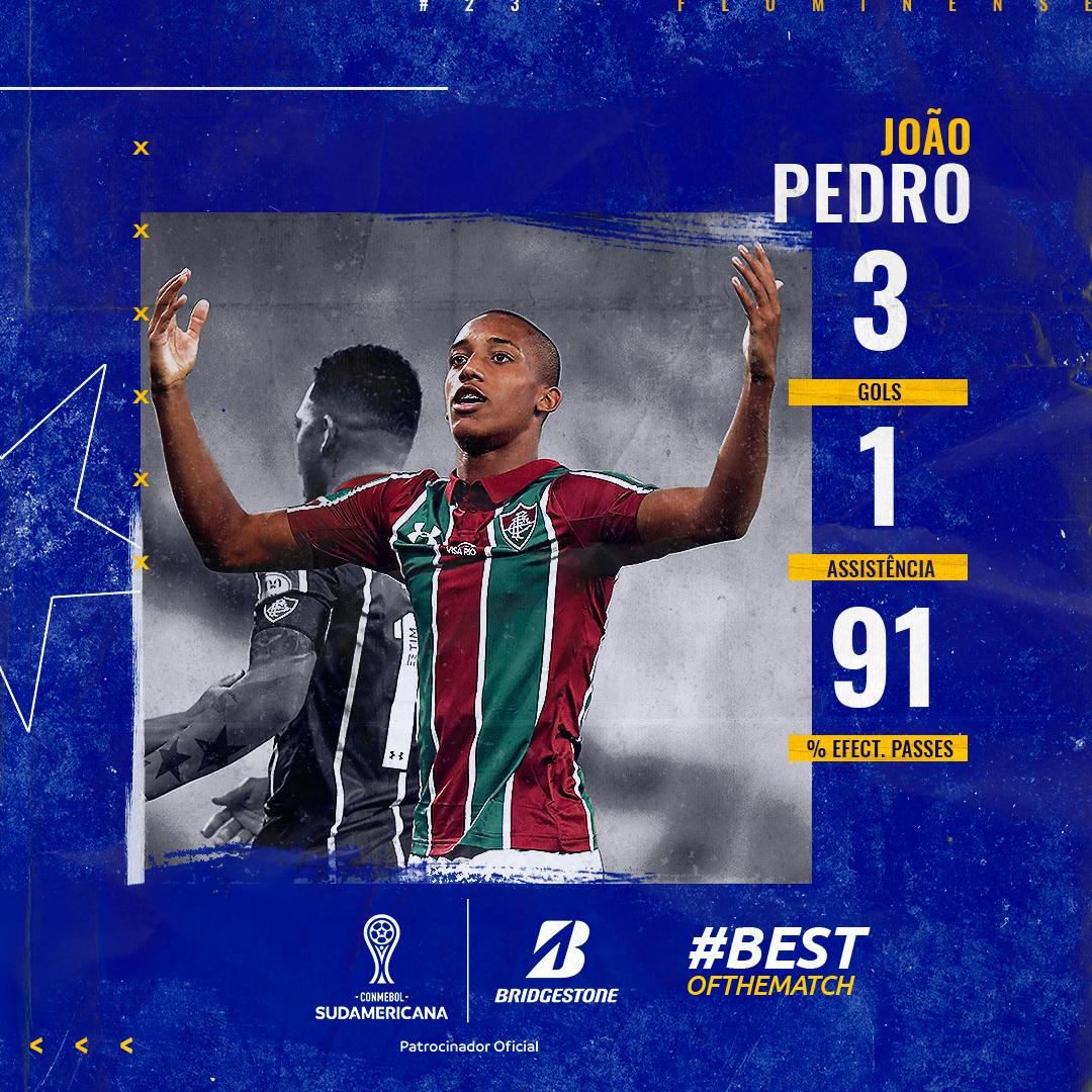 João Pedro Best Fluminense