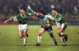 AFP Rene Higuita Libertadores