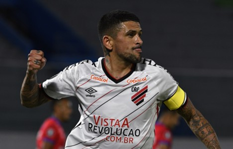 Athletico Paranaense - Jorge Wilstermann