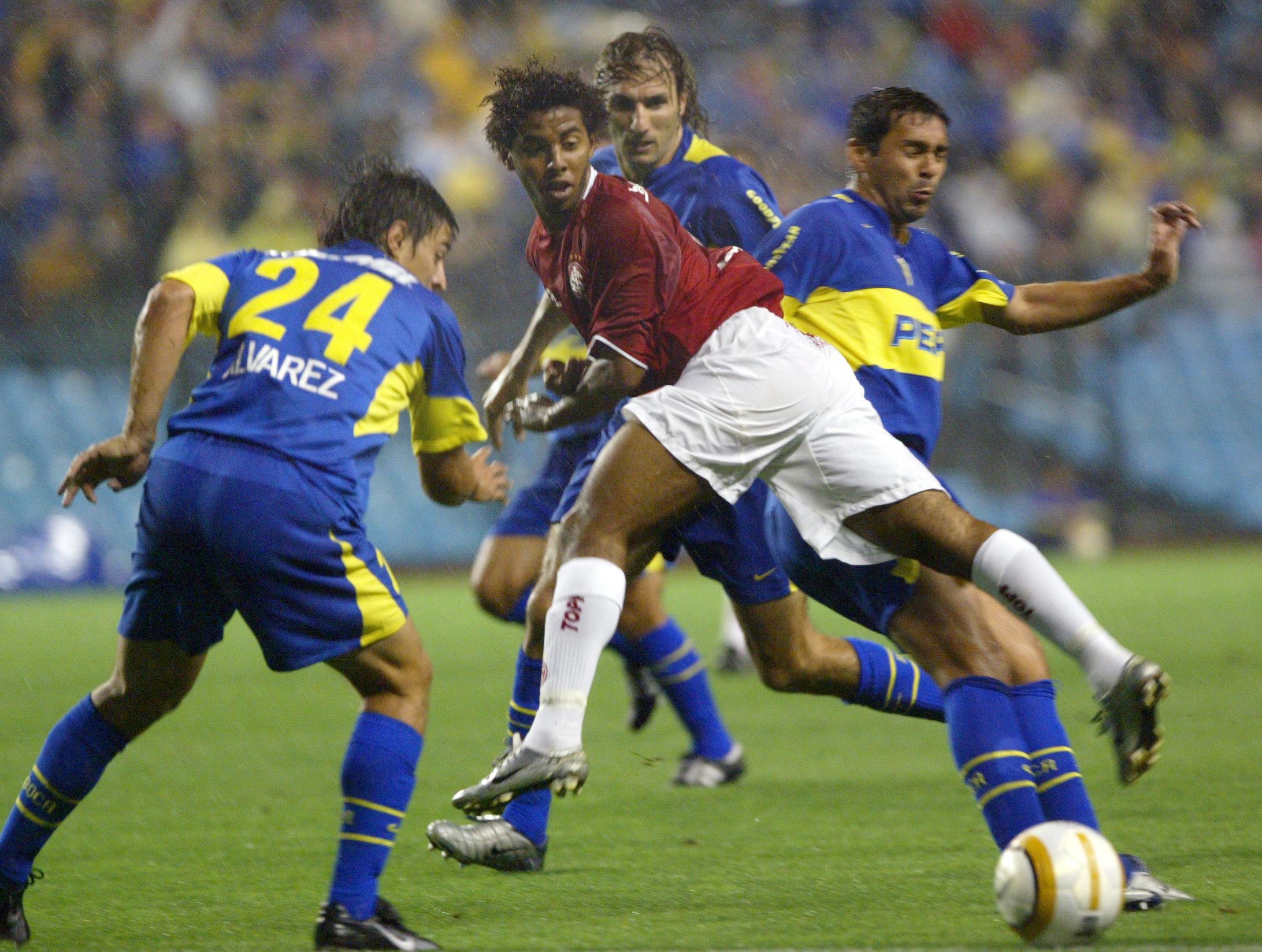 Pablo Alvarez Boca