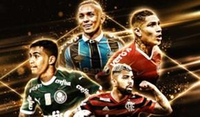 Brasileiros - Libertadores