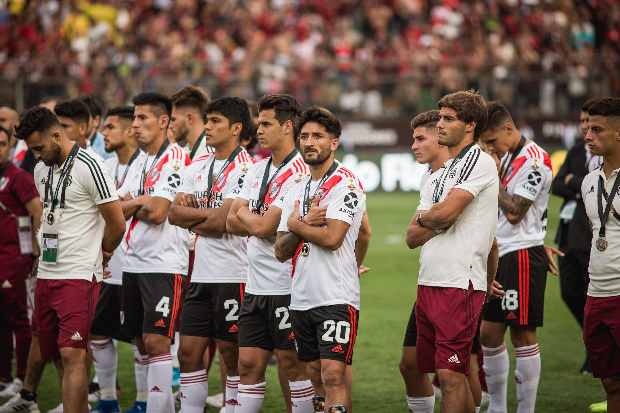 River Plate Final Libertadores