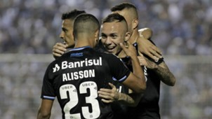 AFP Alisson Gremio Atletico Tucuman Copa CONMEBOL Libertadores 18092018