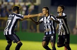 Defensa x Botafogo (AFP)