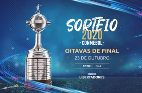 Sorteio Libertadores