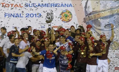 Lanús Conmebol Sudamericana