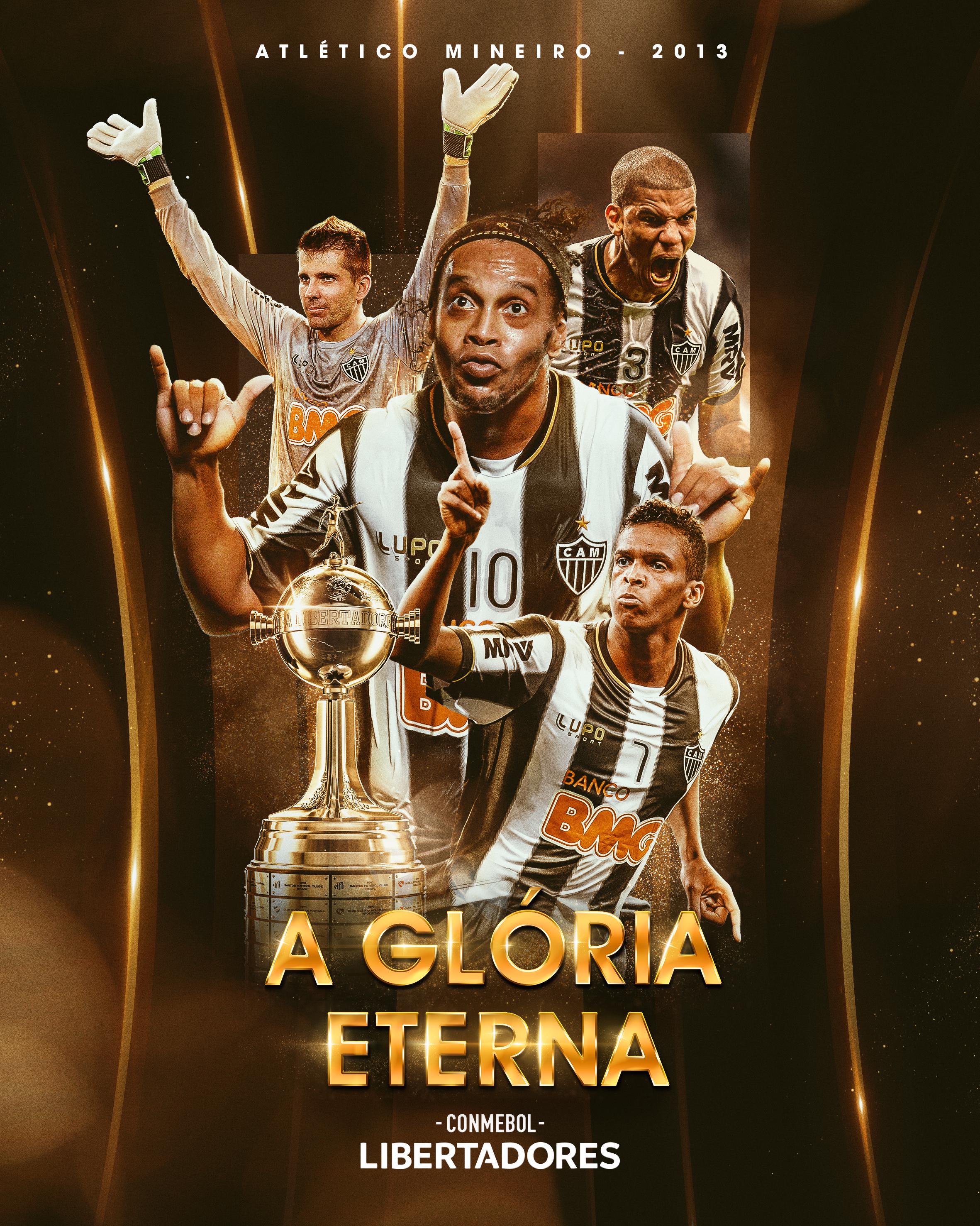 Atlético-MG campeão Libertadores 2013